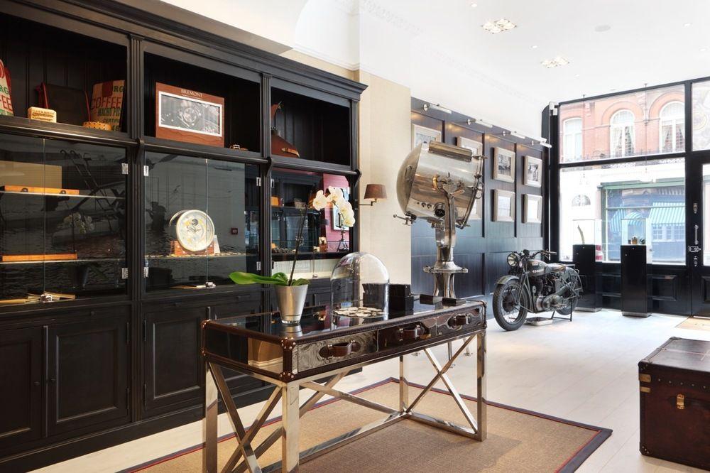3 Ham Interiors Bremont Mayfair Interior Designjpg Fabric Paint