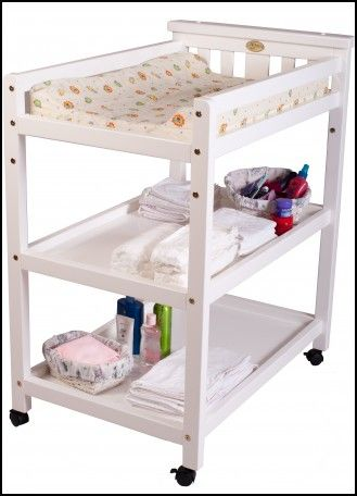 Baby Changing Table With Wheels