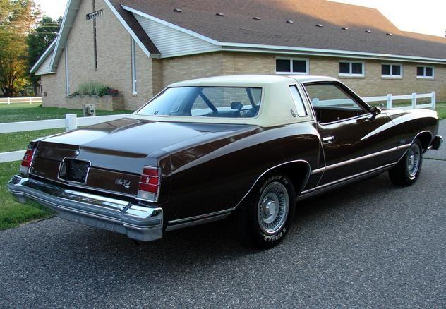 1977 Chevrolet Monte Carlo Chevrolet Monte Carlo Classic Cars Monte Carlo