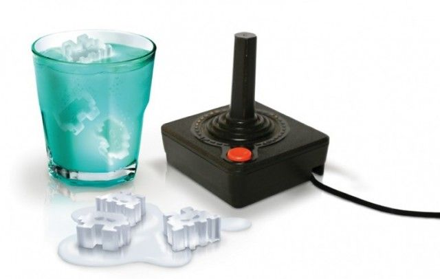 Sommer-Gadgets: Space Invader Eiswürfel