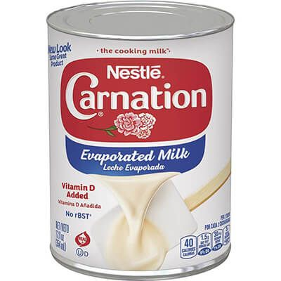 Nestle Carnation Evaporated Milk In 2020 Evaporated Milk Milk Recipes Nestle Very Best Baking