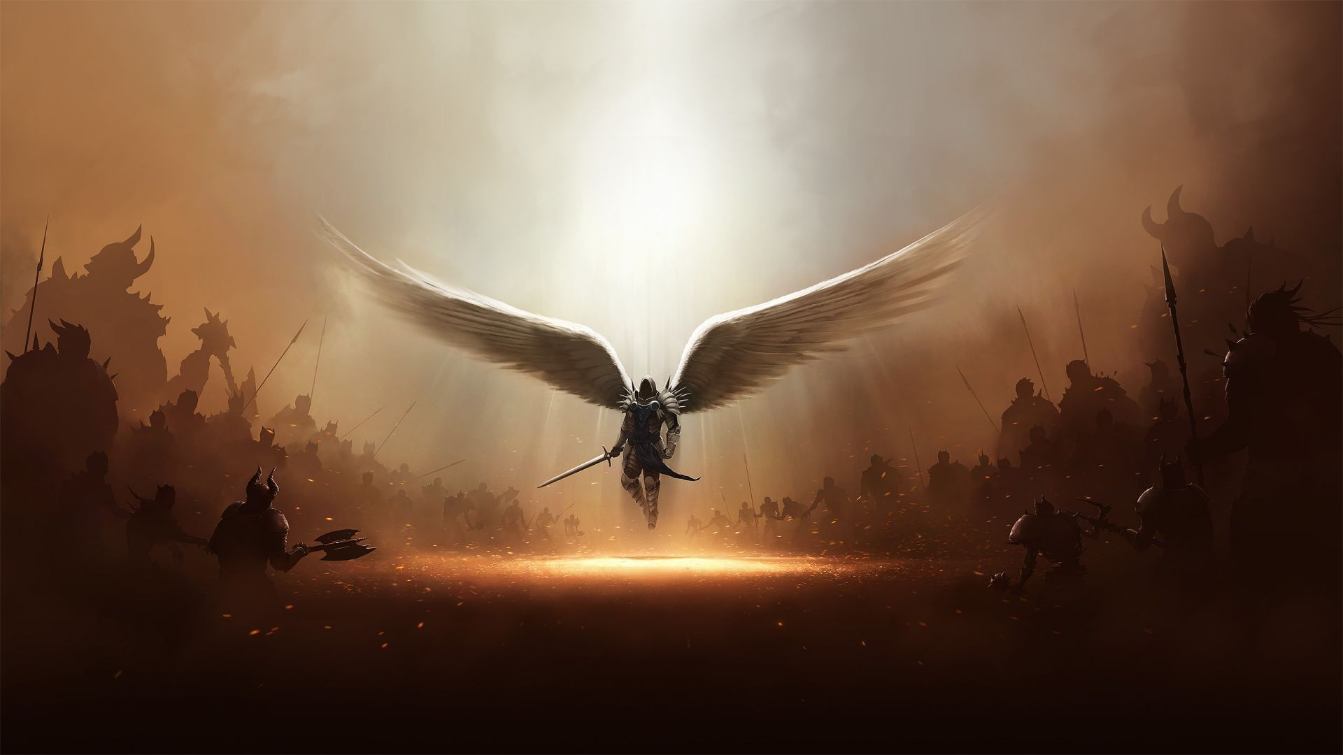Angel Wallpaper 24 Jpg 1920 1080 Angel Wallpaper Archangels Angel Warrior