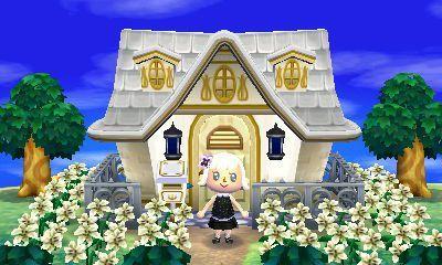 default fancy exterior Animal Crossing Swag Pinterest Animal