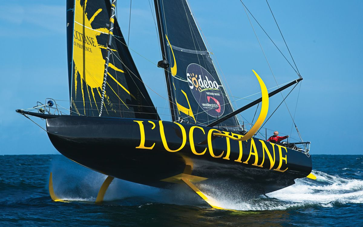 Vendée Globe 2020 Preview New Generation Foilers Will Sail On The Limit Sail World Sailing Globe