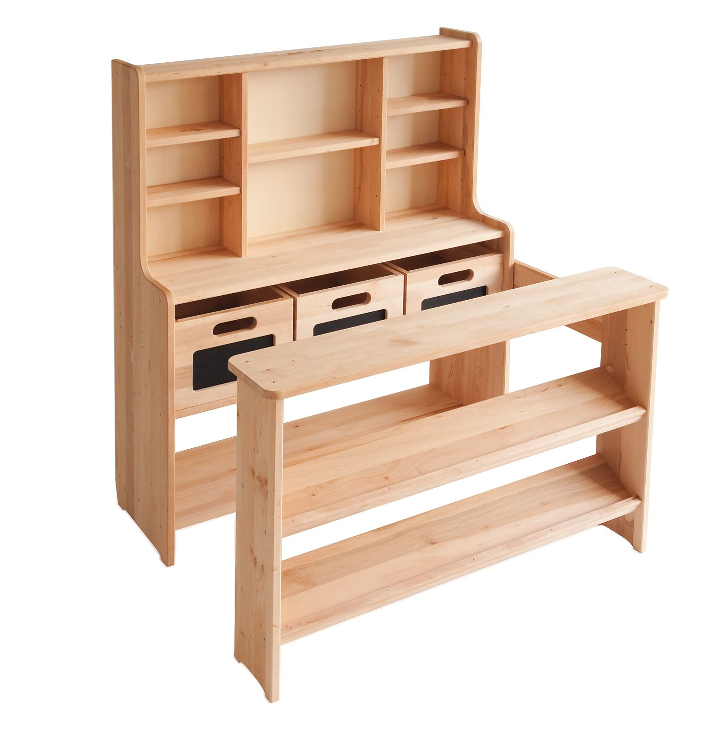 kaufladen holz massiv erle kinderzimmer kaufladen kinder kaufladen und kaufladen holz. Black Bedroom Furniture Sets. Home Design Ideas