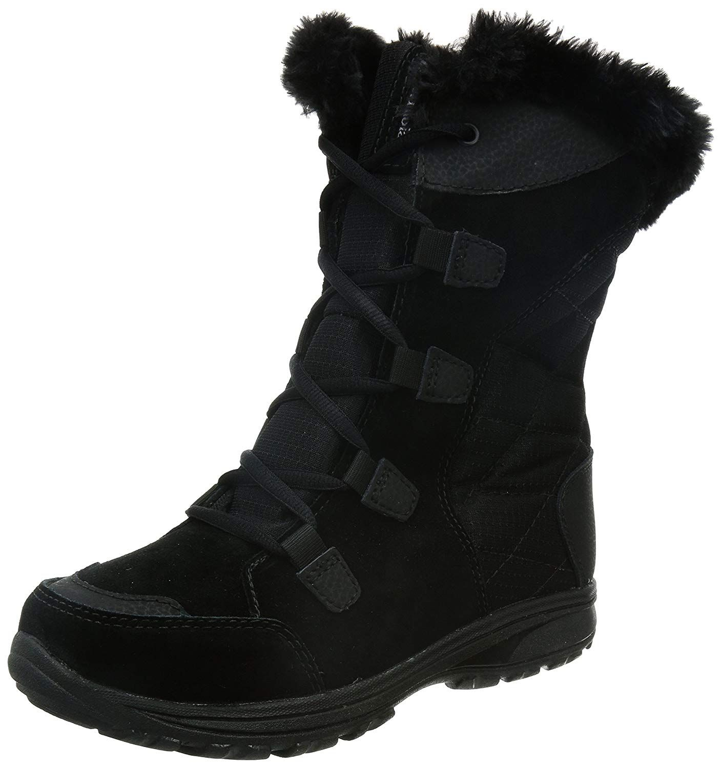 9adb9a2a9b4c0 ... lightweight, and ready for winter's worst, the women's ice maiden boot  lets you storm the snow in style thanks to toasty insulation, a waterproof  co