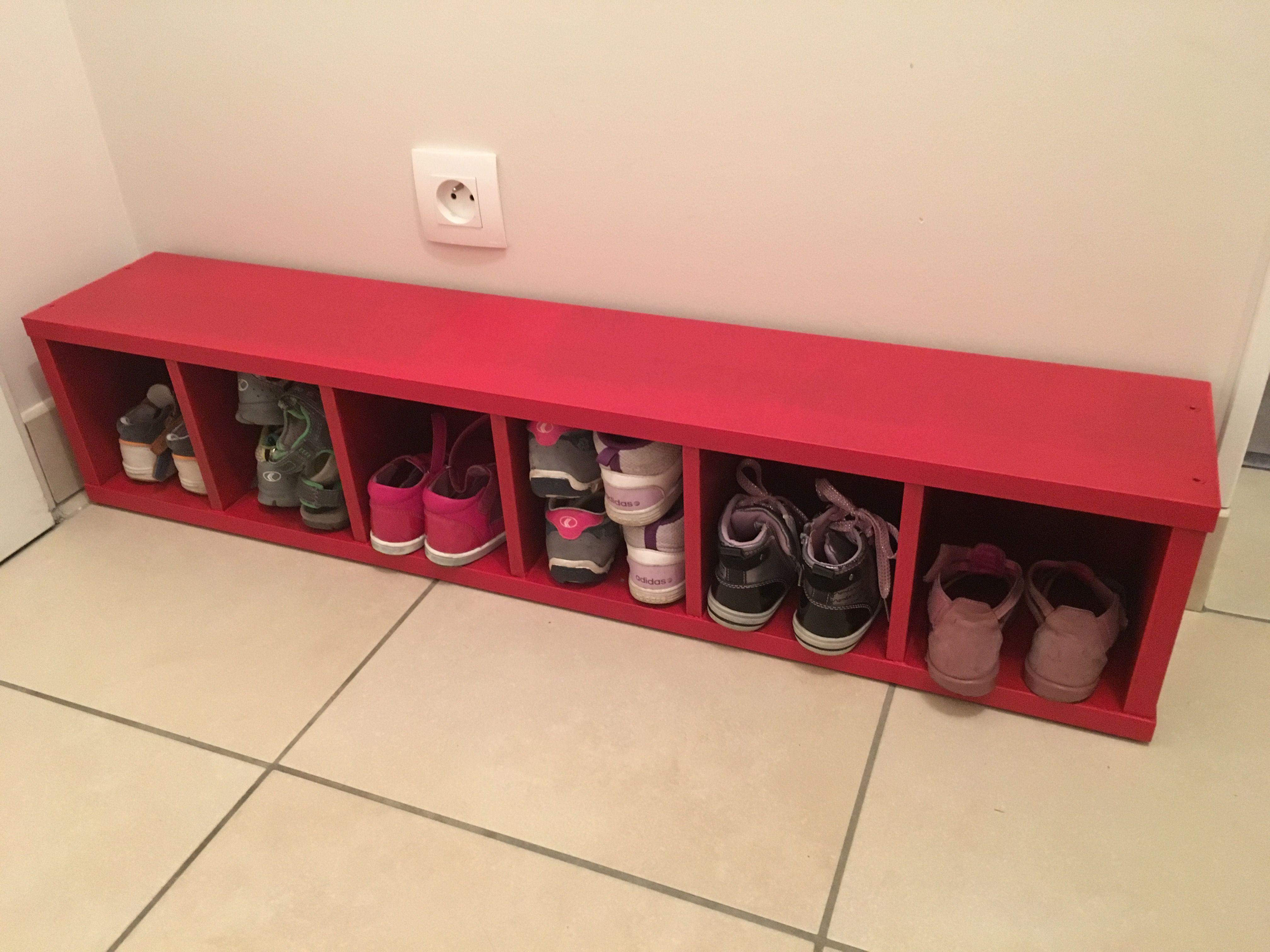 Faire Un Banc Avec Meuble Ikea Épinglé sur meuble banc à chaussure
