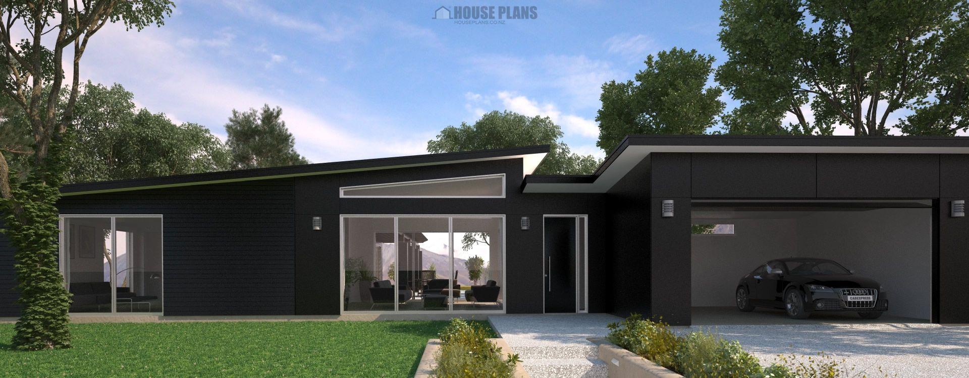 Zen Lifestyle 3, 4 Bedroom HOUSE PLANS NEW ZEALAND LTD