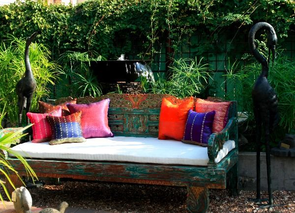 Patio Daybed Design