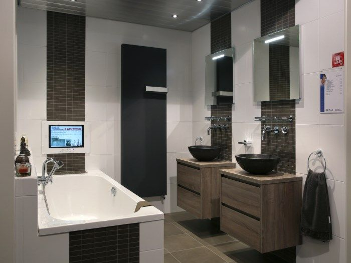 Badkamer nieuwe badkamer ideeen : 17+ images about Badkamer u0026 toilet ...