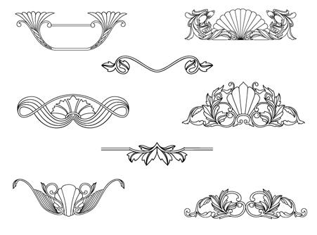 Victorian Graphic Design Dapinographics Design Elements