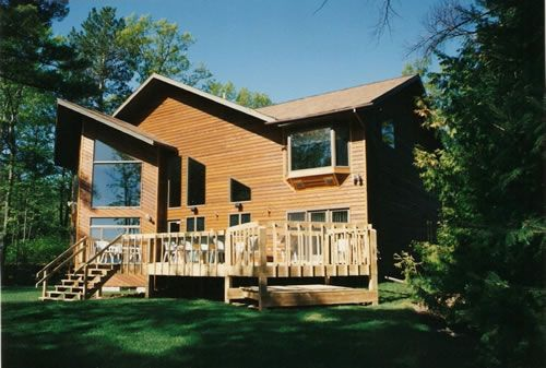 black s den wisconsin rent for on detail wi vacation serenity lake cottages falls cabins bear river