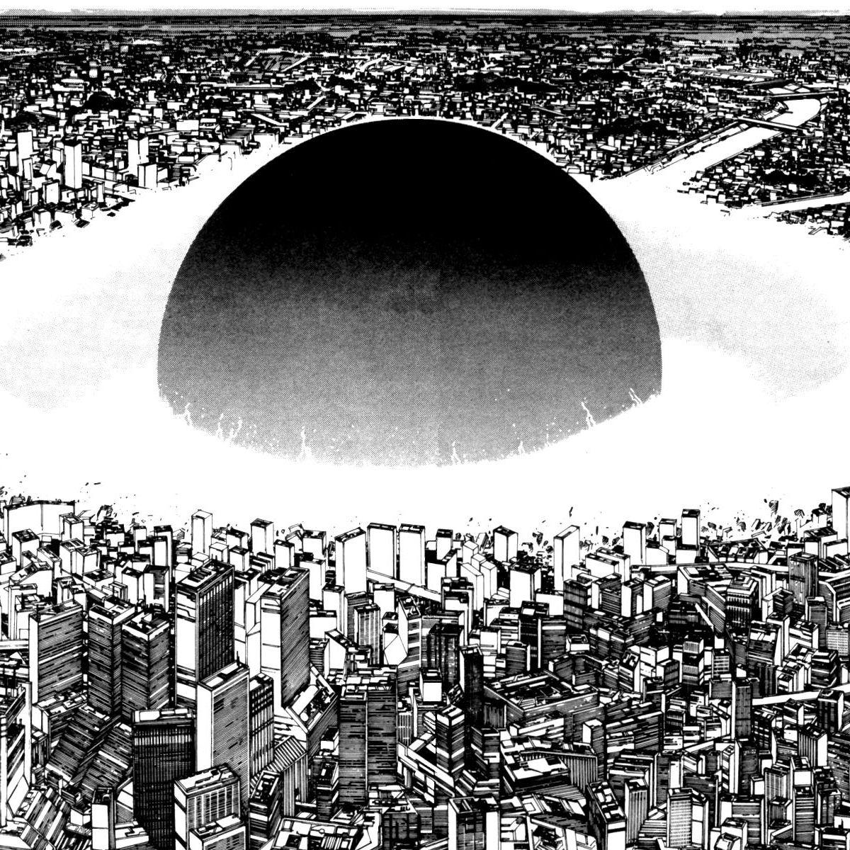 Neo Tokyo Akira Katsuhiro Otomo Akira Anime Katsuhiro Otomo Neo Tokyo