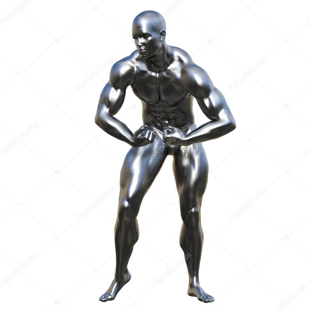 Sculpture of the man - Stock Photo , #Affiliate, #man, #Sculpture, #Photo, #Stock #AD