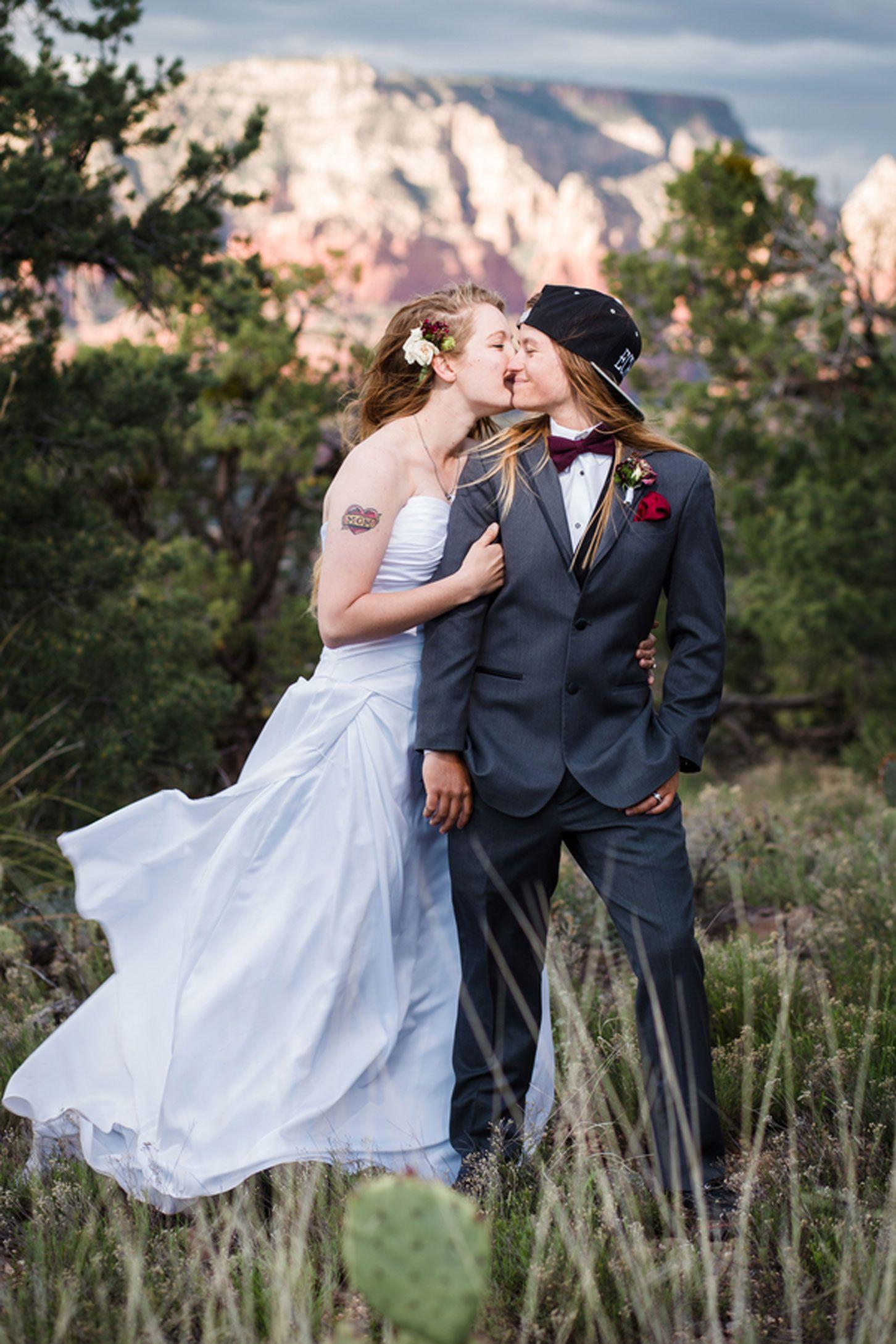 Gay and Lgbt wedding