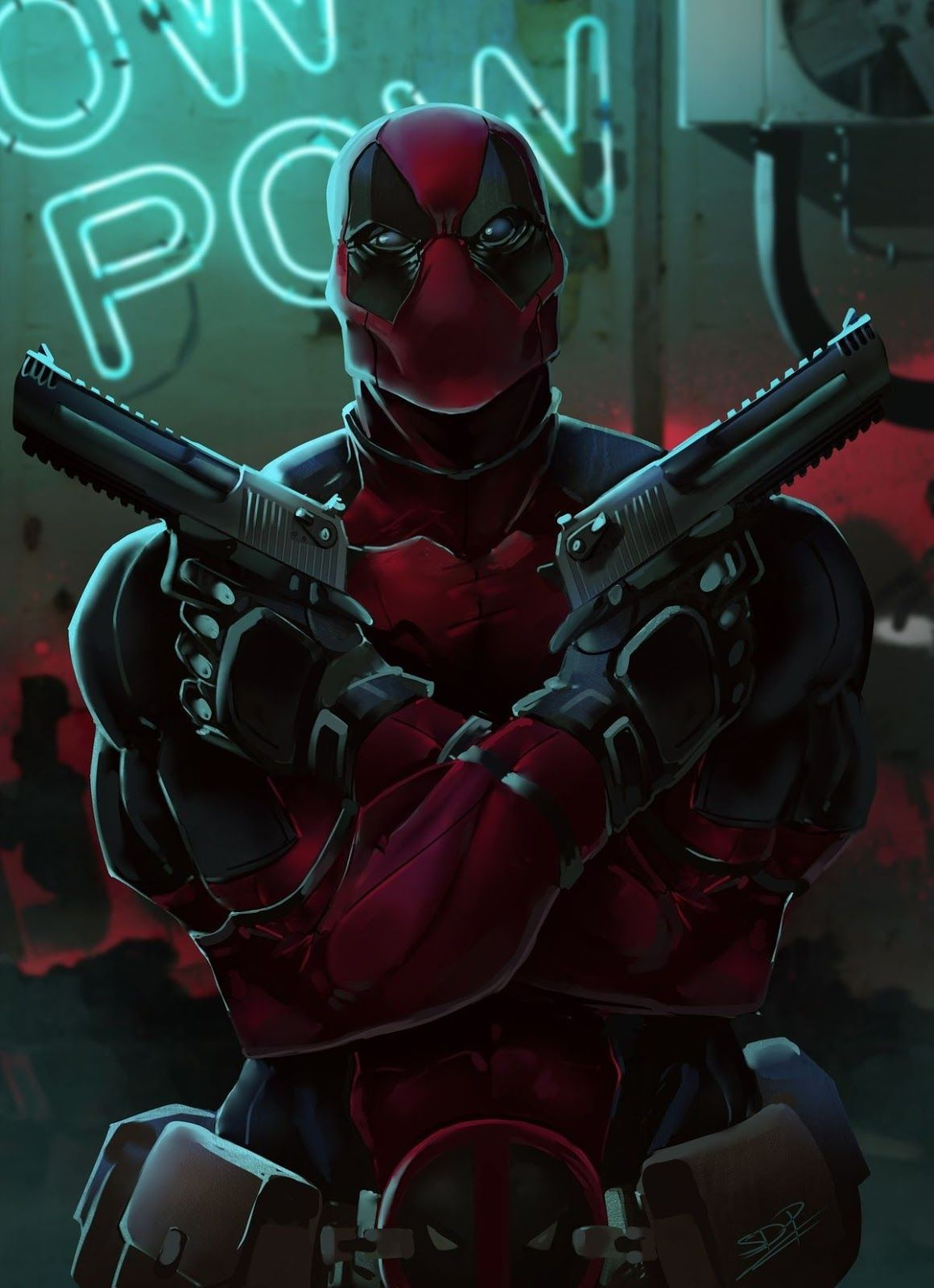Best (200+) Wallpapers For Android and iOS Deadpool