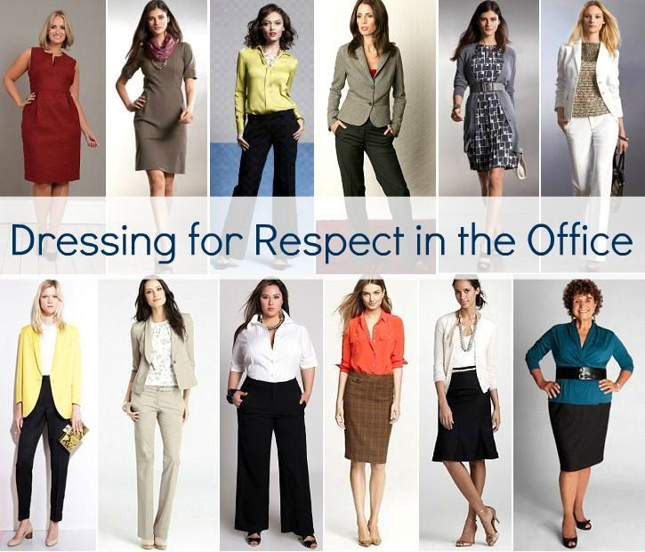 Dress code women what to wear in the office – Business attire for ...