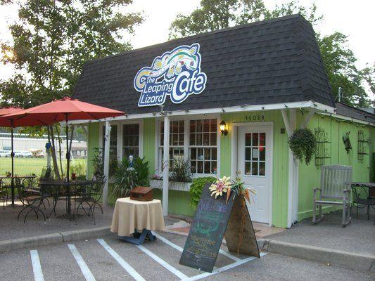 The Leaping Lizard Cafe Virginia Beach