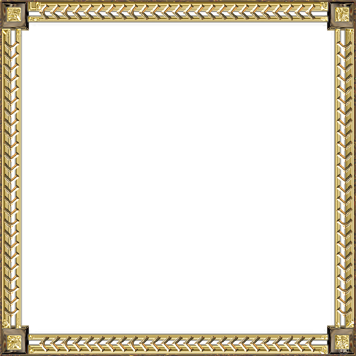 yellow frame png | Gold & Yellow Picture Frames | Frames | Pinterest ...
