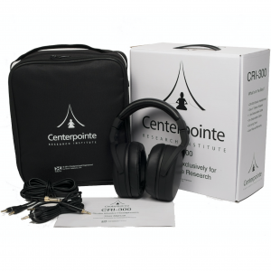 Cri 300 Headphones User Information Thank You For Choosing The Cri 300 Headphones Made Exclusively For Holosync Liste Best Headphones Headphones Pure Products