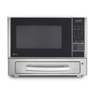 Lg Lmp1171ss 1 1 Cu Ft 1400 Watt Countertop Convection Microwave Countertop Microwave Buying Appliances Renovation Hardware