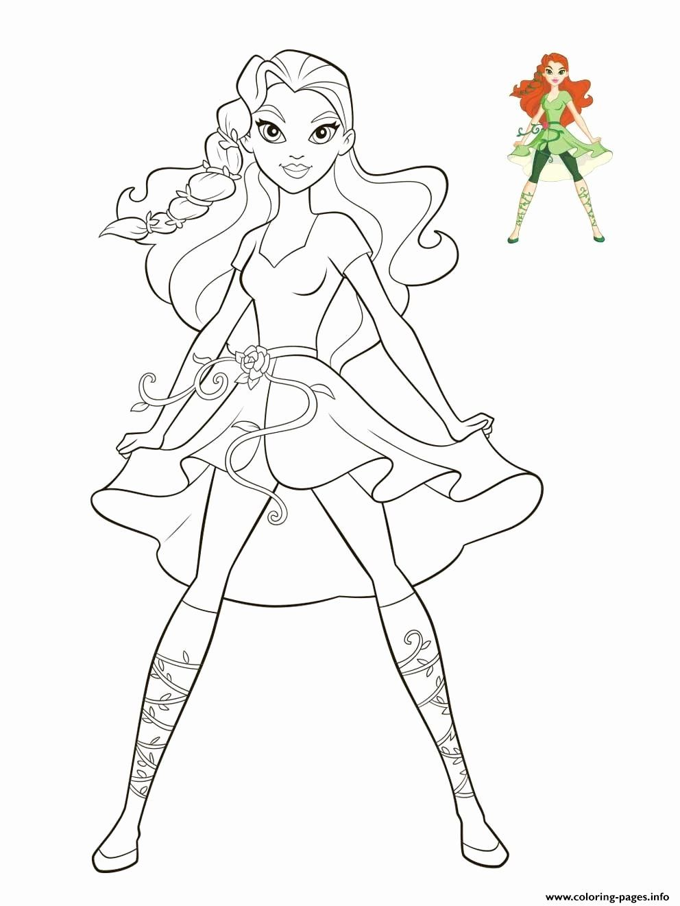 - √ 32 Dc Superhero Girls Coloring Book Superhero Coloring Pages