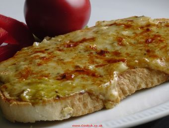 Traditional Welsh Rarebit