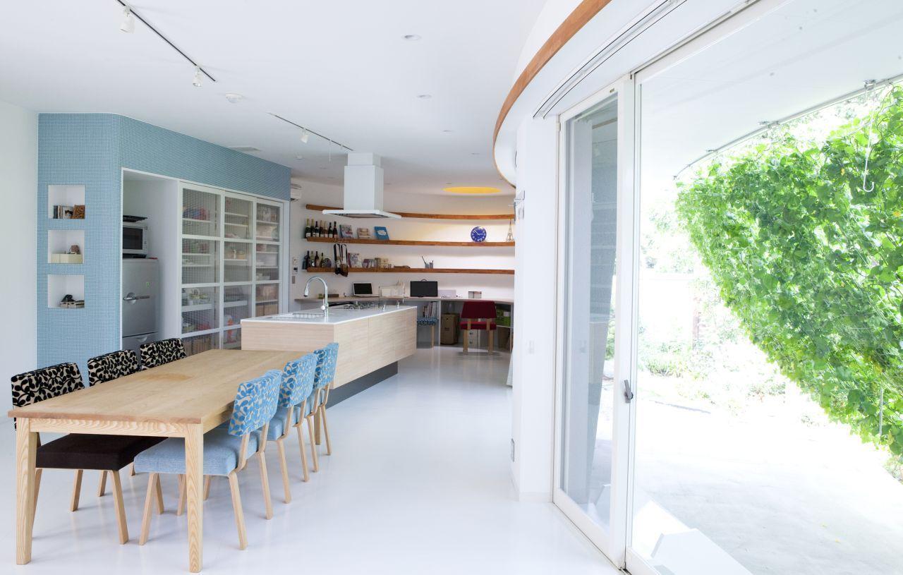 Futuristic house by Hideo Kumaki – TimeForDeco.com