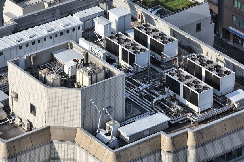 Hvac Service In North Nj Commercial Air Conditioning Rooftop Industrial Air Conditioning