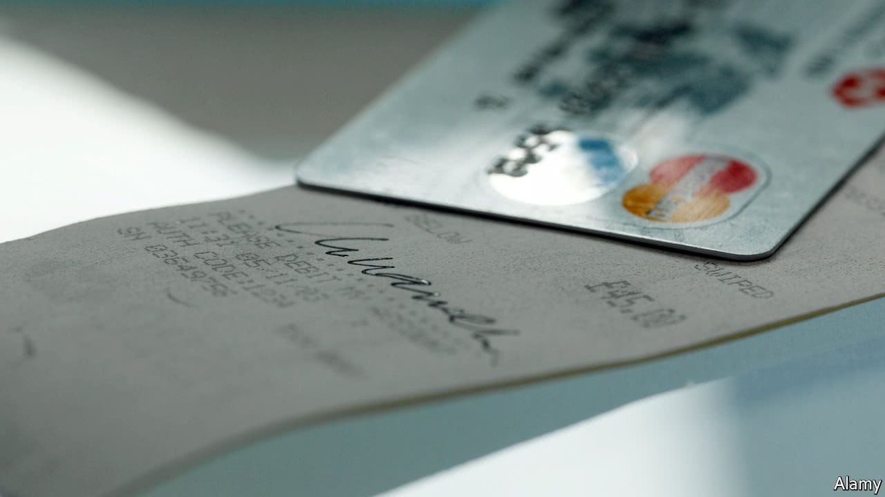 Americans will no longer have to sign for creditcard