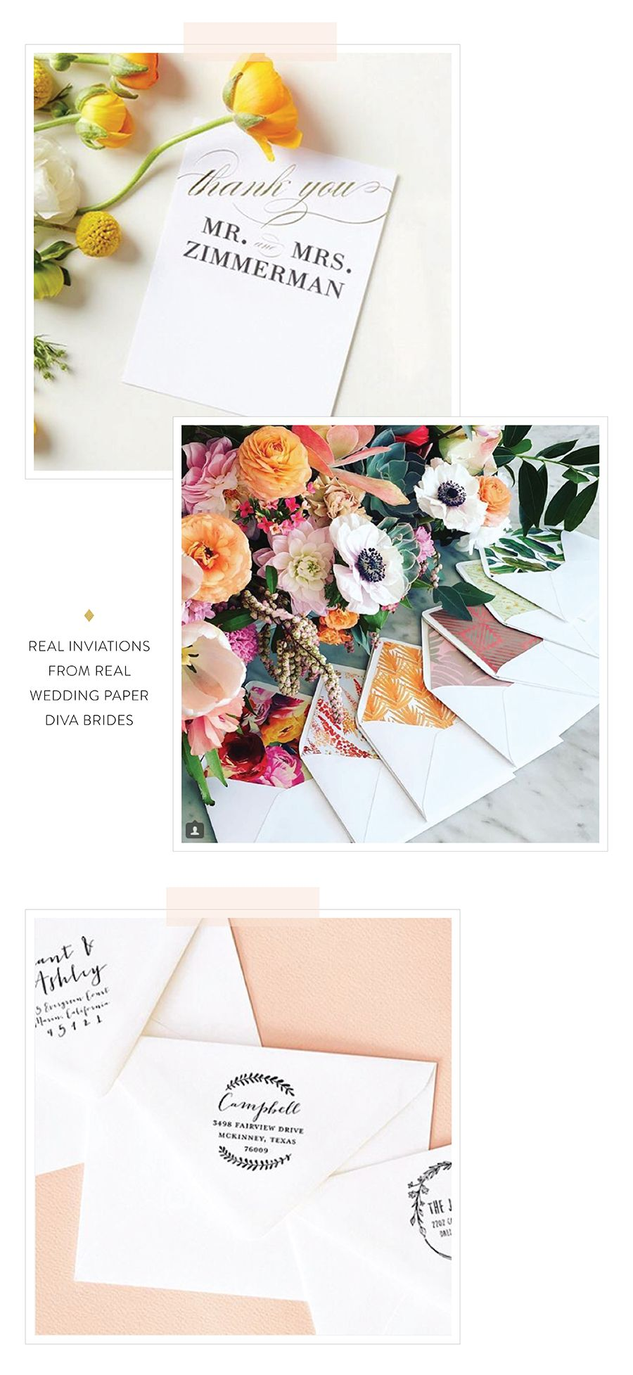 Get Inspired With Our Fave Instagrams From Wedding Paper Divas Wedding Paper Divas Wedding Graphic Design Wedding Invitations Stationery