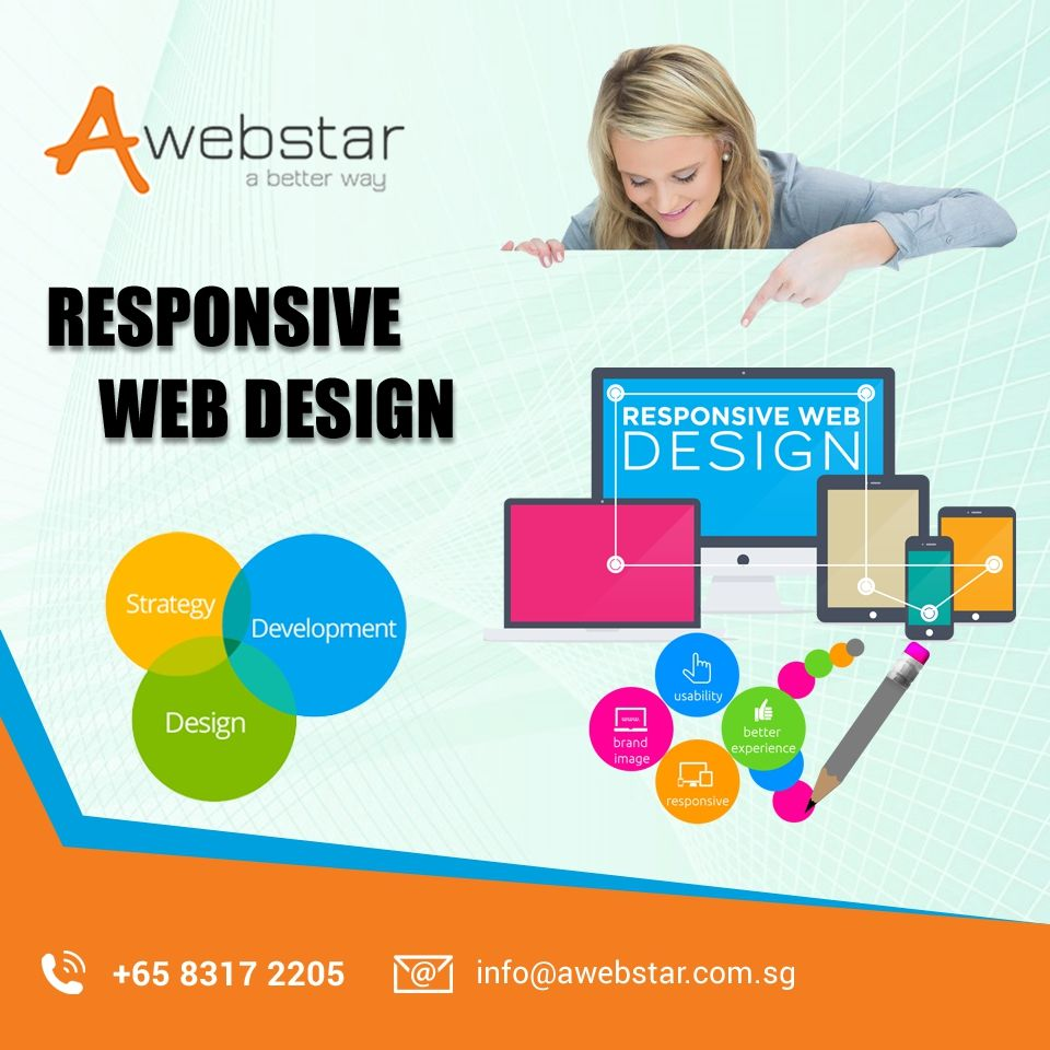 Responsive Web Design Service Singapore Web Development Company Web Design Web Design Services Responsive Web