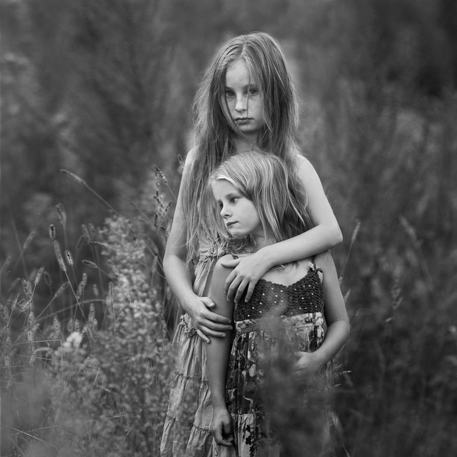 """500px / Photo """"The Big Sis"""" by Magdalena Berny"""