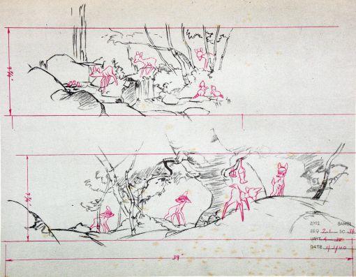 Bambi Storyboard Storyboard Pinterest Storyboard - visual storyboard
