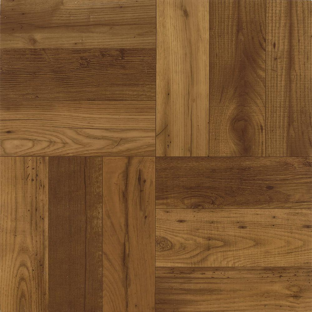 Armstrong Criswood Russet Oak 12 In X 12 In Residential Peel And Stick Vinyl Tile Flooring 45 Sq Ft Case 25290011 Wood Vinyl Vinyl Tile Flooring Vinyl Flooring