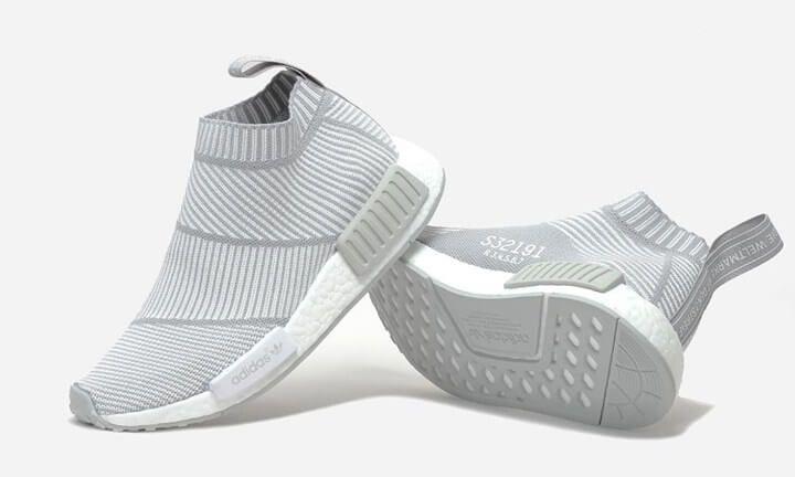 adidas nmd città sock grey white adidas nmd, nmd e adidas