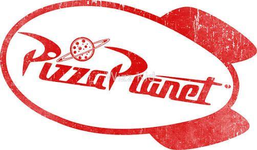 Resultado De Imagem Para Pizza Planet Logo Trunk Or Treat In 2019