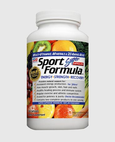 Magnus Sport Formula Multivitamins & Supplements Online