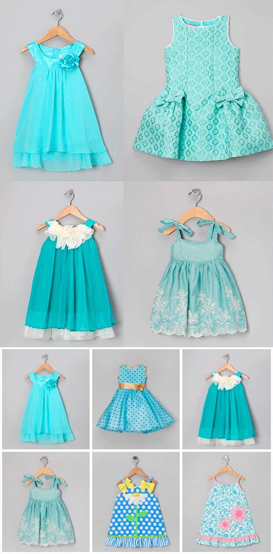 Moda infantil | Diseños de moda | Vestidos, Vestidos para niñas y ...