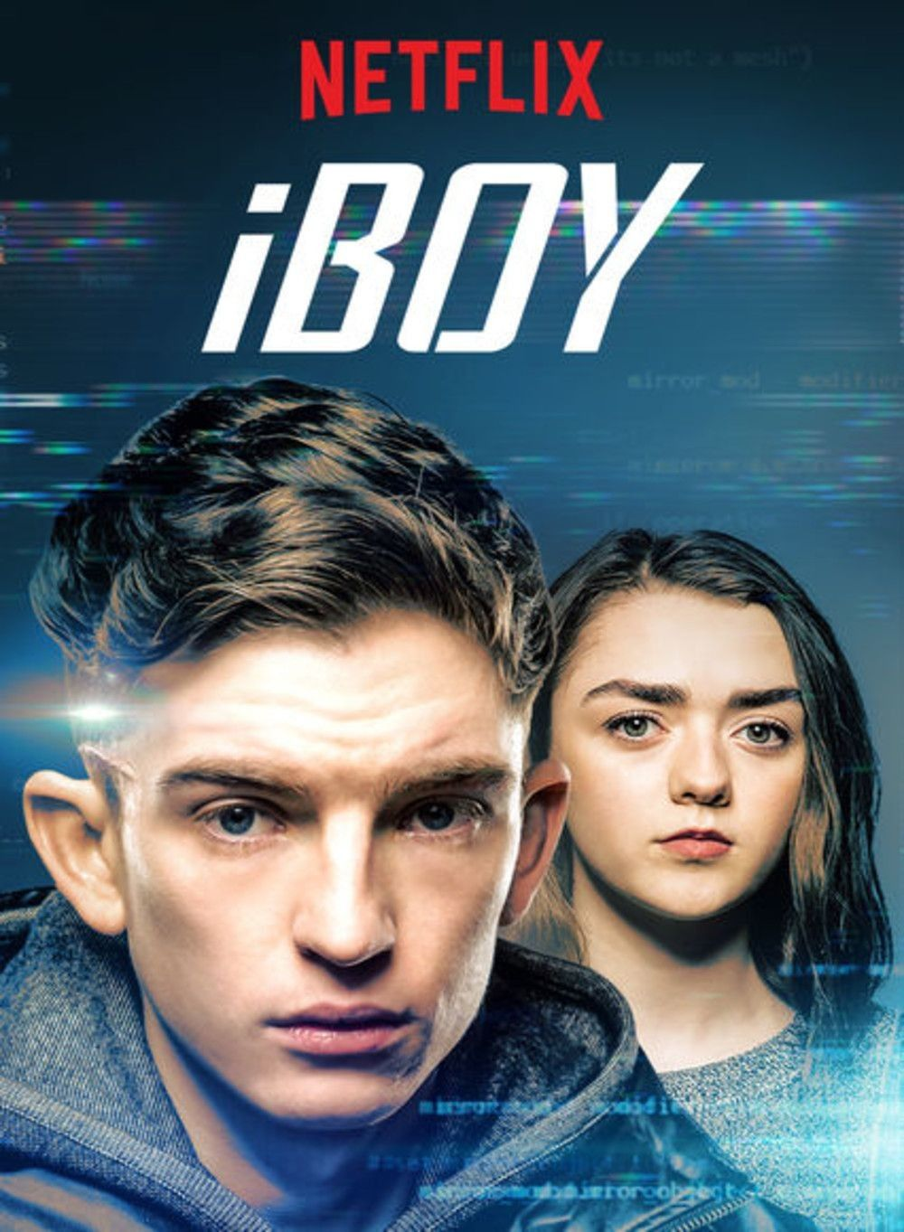 iBoy (2017) Full movies online free, Full movies, Hd movies