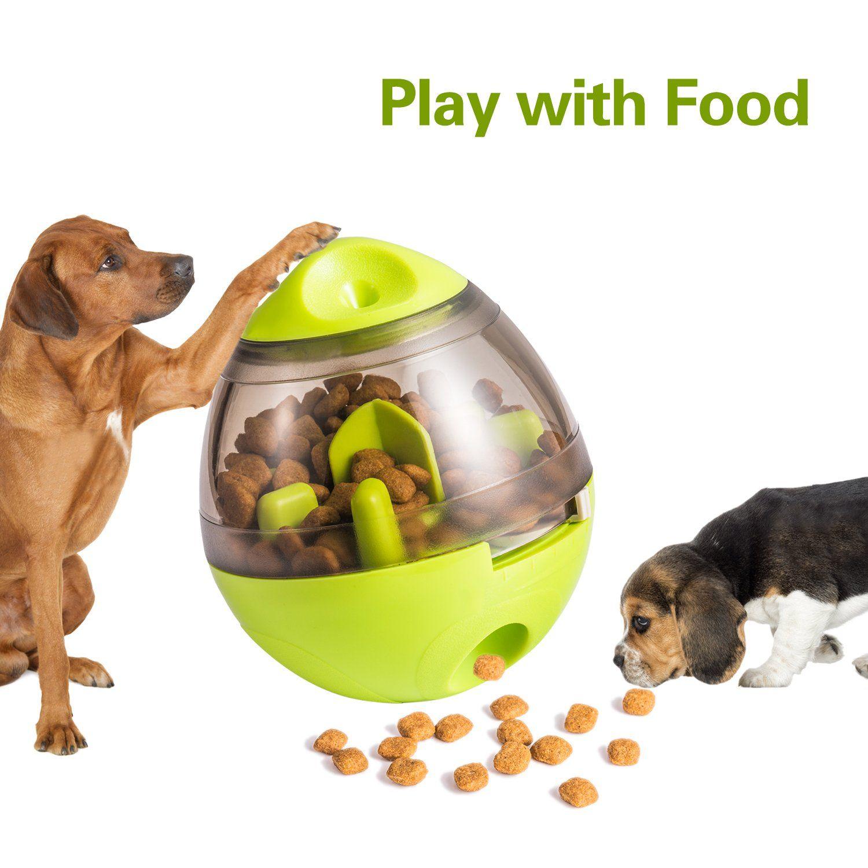 Xinuwey Treat Dispenser Dog Toys Dog Iq Treat Ball Pet Food Ball