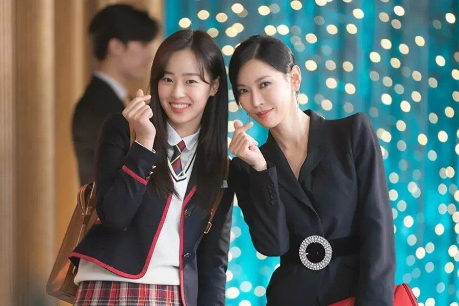 """The Penthouse 2"" Mother-Daughter Duo Kim So Yeon And Choi Ye Bin Are Way Cuter Off-Camera"