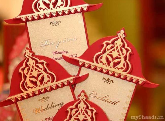 Wedding cards Mahantesh Pinterest – Designer Wedding Cards Indian