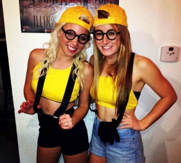 Image result for minion costume diy  sc 1 st  Pinterest & Image result for minion costume diy | Halloween | Pinterest | Diy ...