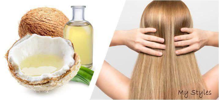 6 Best Uses of Coconut Oil for Hair #low #maintenance #beauty #routine #hair