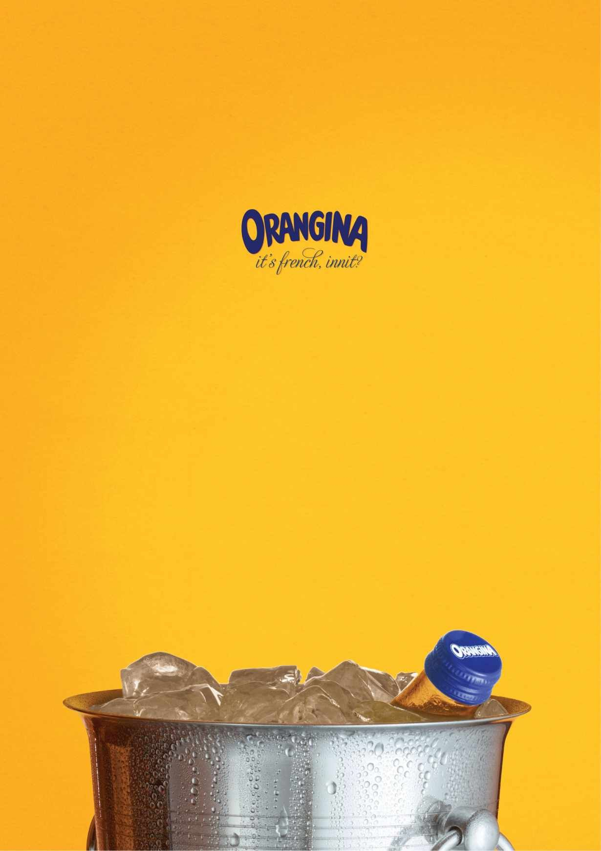 Orangina: Bucket