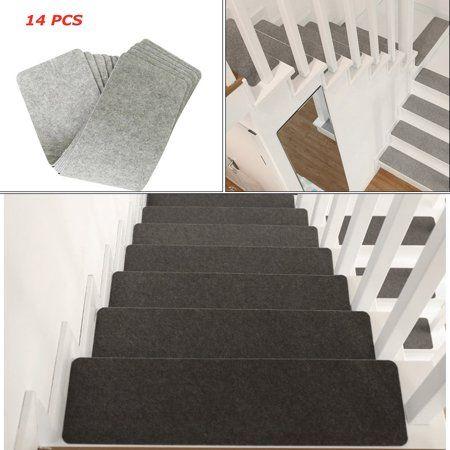 Best Non Slip Carpet Stair Treads Set Of 14 Rug Non Skid 400 x 300