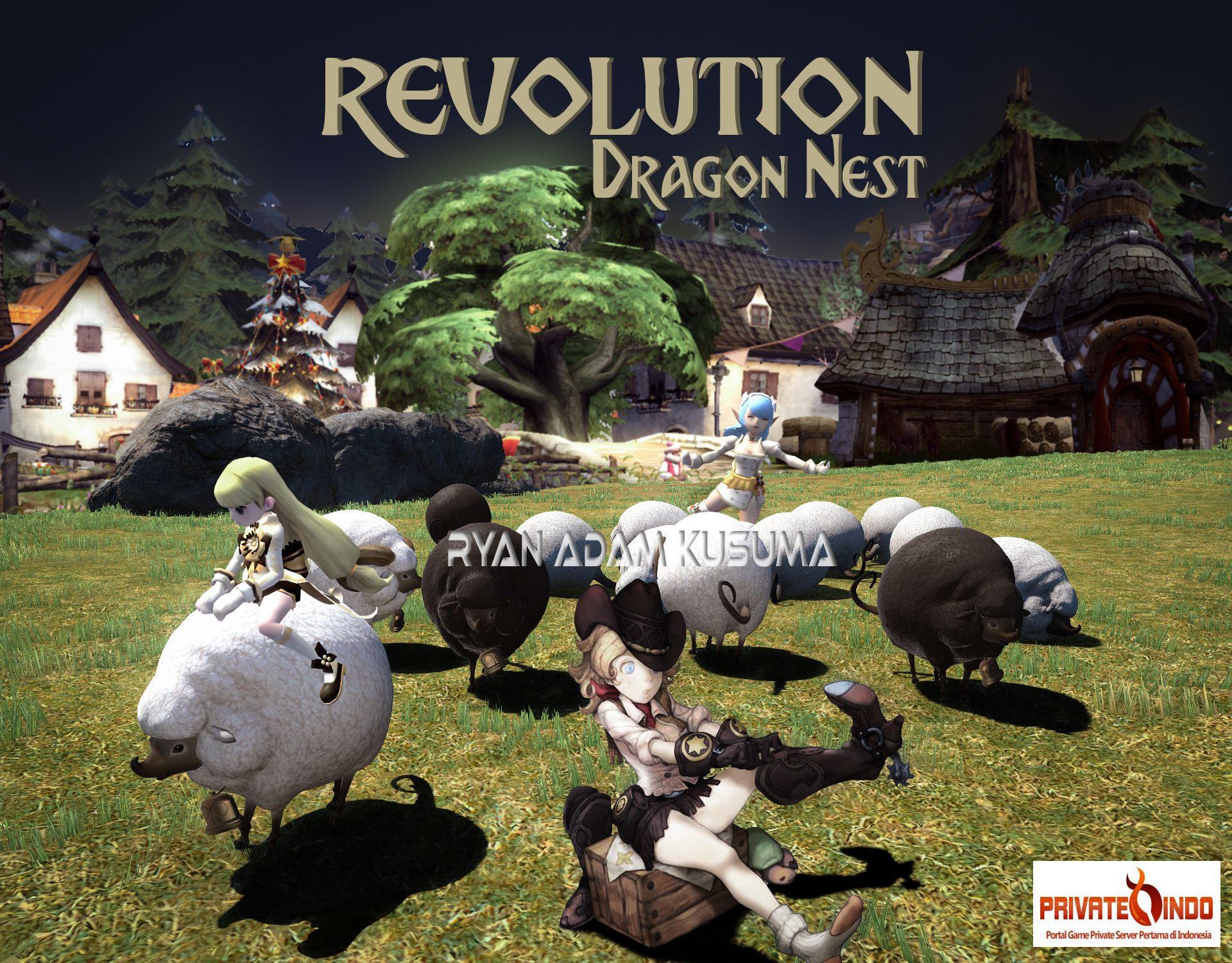 Dragons Nest Private Server - Topgames100