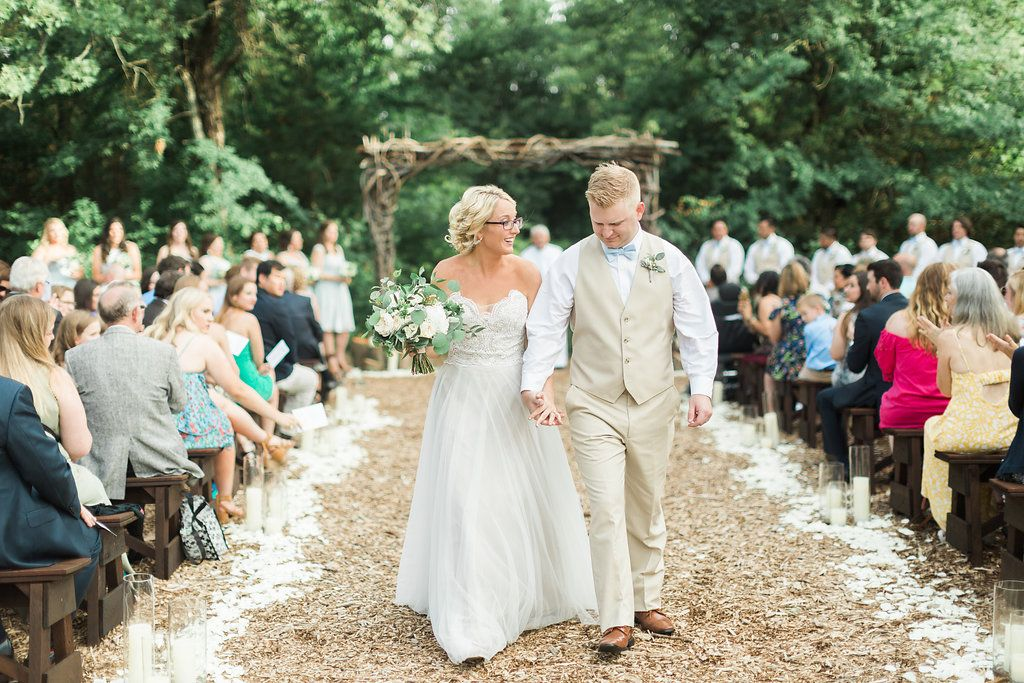 May wedding at The Grove! Brittany Partain Photography