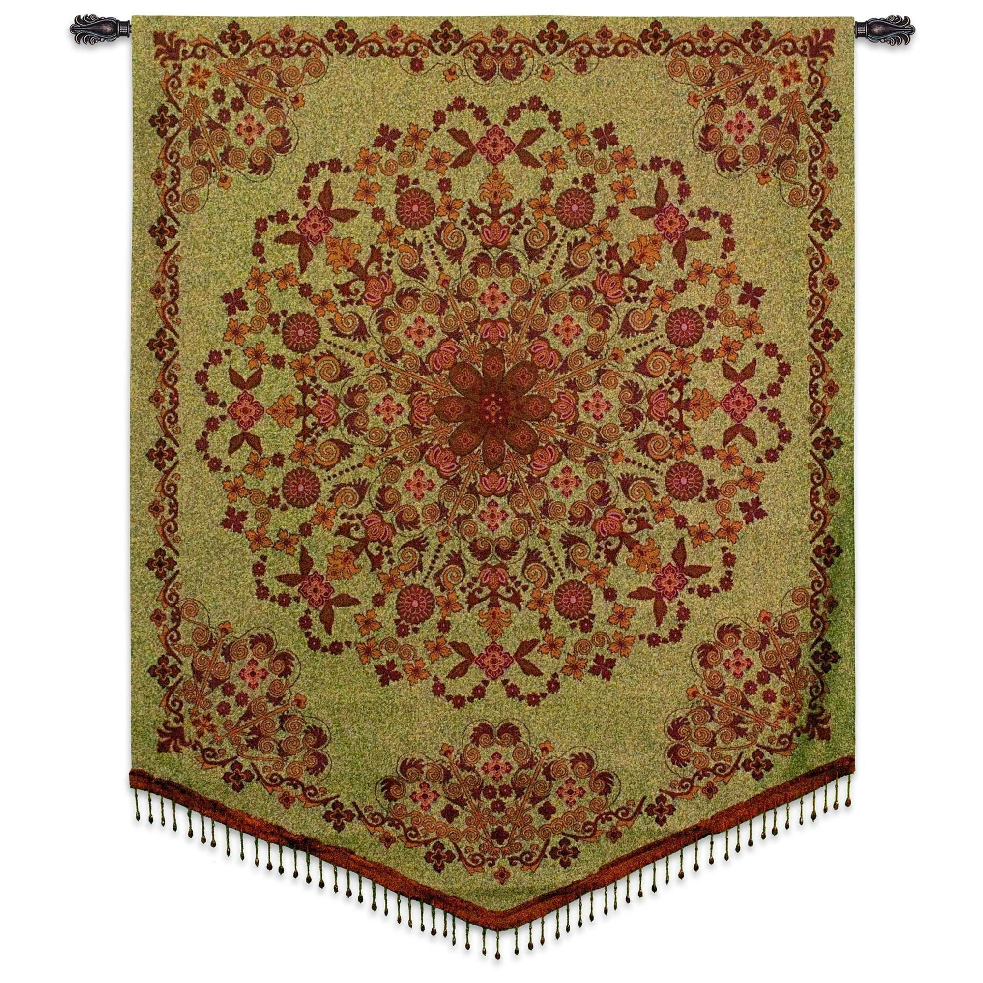 Fine Art Tapestries 'Indian Tapestry' Wall Tapestry